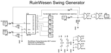 electro-music.com :: View topic - Swing Generator | DIY Music & electronics | Scoop.it