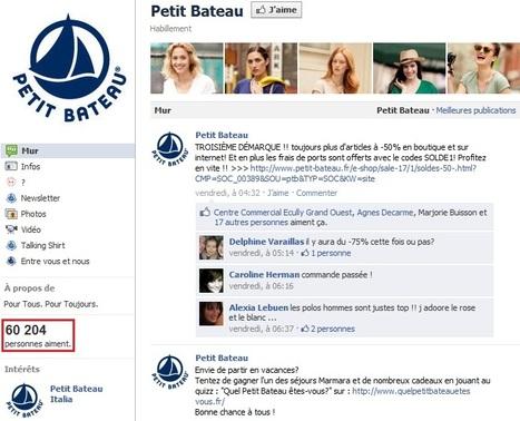 Petit Bateau : un mois après son « Very Bad Buzz » | Social brands | Scoop.it
