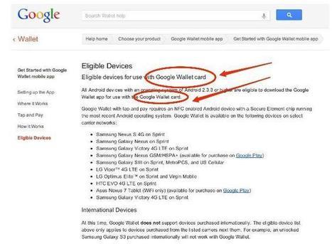 Bientôt une carte de paiement physique signée Google ?   Toutes les cartes   Scoop.it