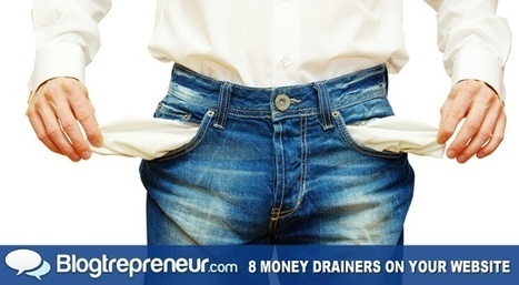 Identify and Fix These 8 Money Drainers on Your Website   nicheprof on social media   Scoop.it