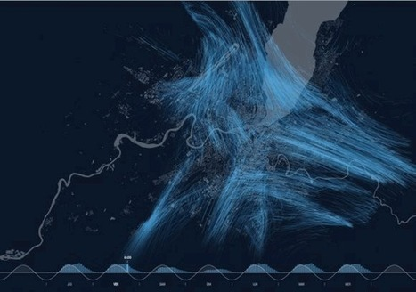 Visualization of the Week: The living city - O'Reilly Radar | Complex Insight  - Understanding our world | Scoop.it