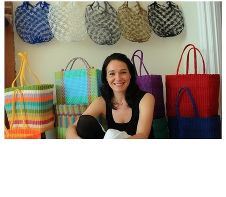 Carmen Artigas a Catalyst for Sustainable Fashion Brands | Eco Fashion Design | Scoop.it