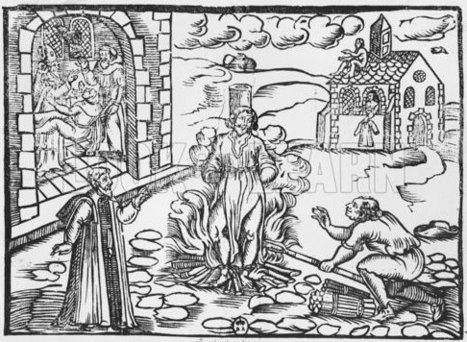 18 août 1634 : le cardinal de Richelieufait brûler Urbain Grandier pourcause de sortilège   Chroniques d'antan et d'ailleurs   Scoop.it