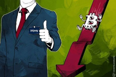 BitPay Reveals the (Good) Reason Why Bitcoin Price Is Down | Internet Partnership | Scoop.it