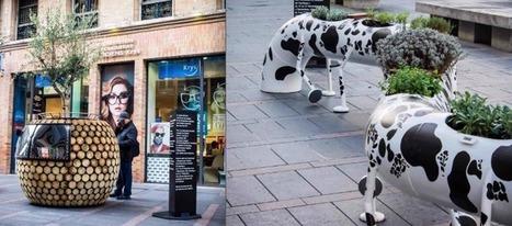 L'art et le handicap s'invitent dans les rues de Toulouse | Le blog de l'emploi handicap | Association Terres nomades - lien social, éducation artistique, ouverture culturelle | Scoop.it
