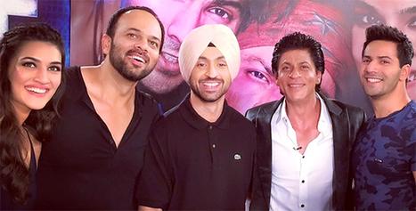 Shah Rukh Khan Kajol Fan Of Diljit Dosanjh Upcoming Movie Mukhtiar Chadha