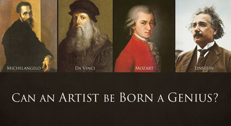 Can an Artist be Born a Genius? | Abolish the Rule of Thirds | Scoop.it