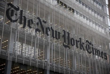 Le New York Times se refait une santé grâce au numérique - Bluewin | Social Business strategies | Scoop.it