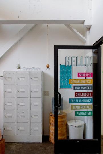 Un loft très studieux à Los Angeles…   décoration & déco   Scoop.it