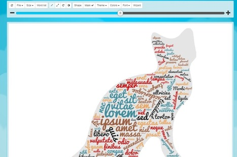Practical Ed Tech Tip of the Week - Two Good Ways to Create Custom Word Clouds | Learning Bytes from The Consultants-E | Scoop.it