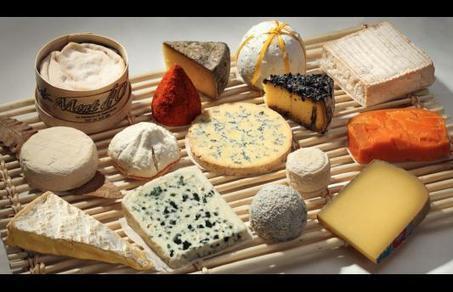 Les fromages français sont de retour à Moscou | The Voice of Cheese | Scoop.it