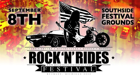NM3 Magazine's Rock'n Rides Festival | Northern Michigan's Hottest Car, Truck, & Motocycle Show | Traverse City Businesses | Scoop.it