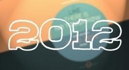 A Creative Year: Distinctive Web Designs of 2012 | jginis | Scoop.it