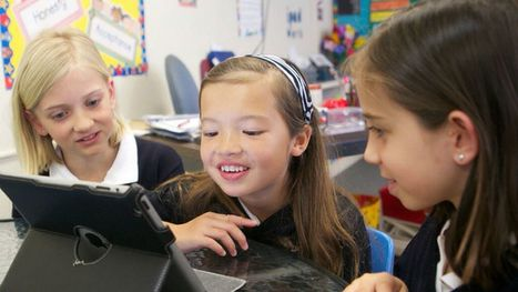 Here's why the Big Four's investments in education are great for ed-tech entrepreneurs | Progressive, Innovative Approaches to Education | Scoop.it