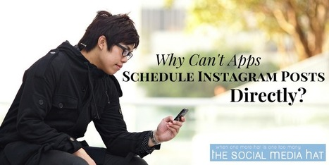 Instagram Scheduling Issues: All You Need to Know | The Content Marketing Hat | Scoop.it