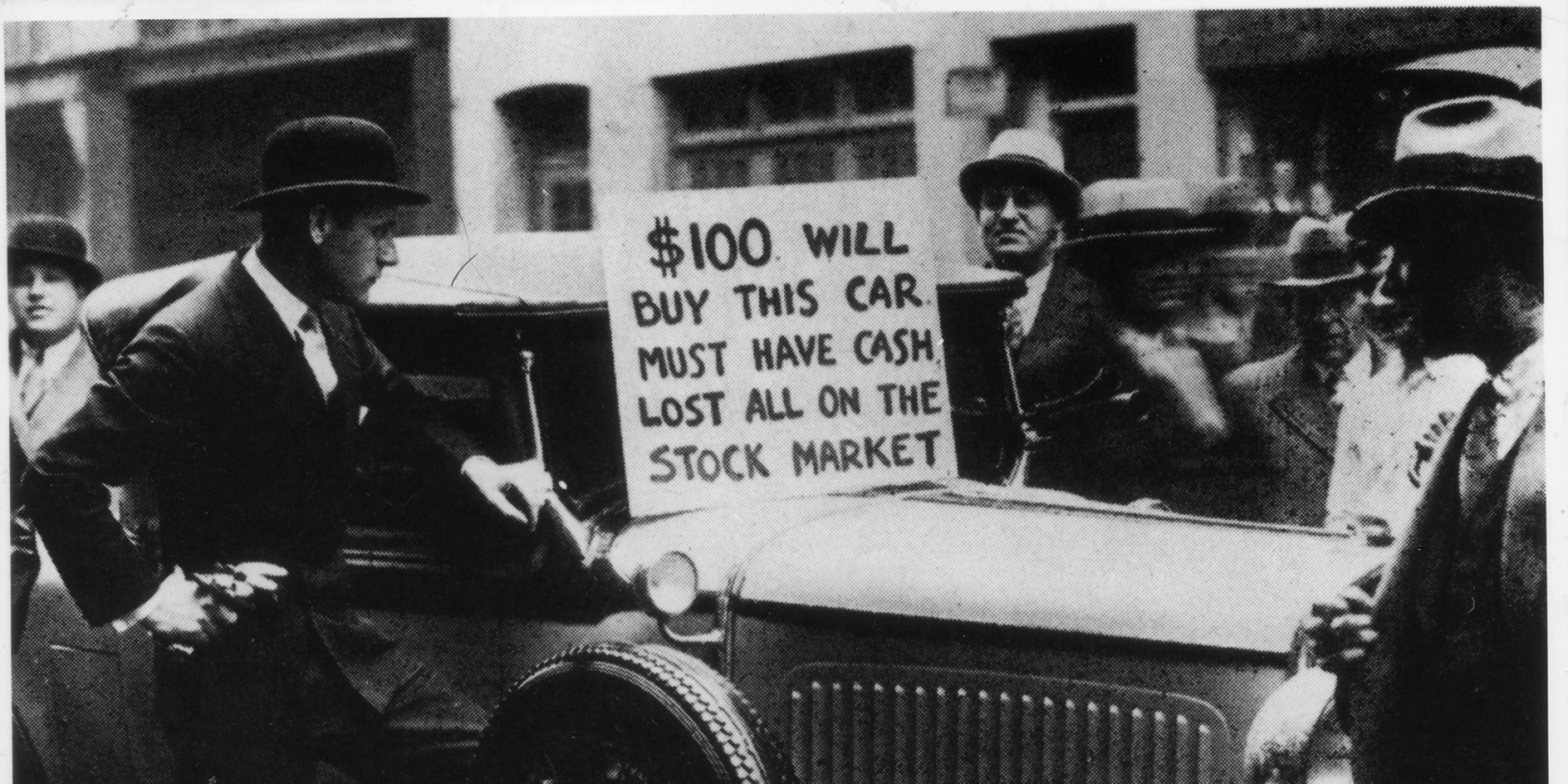 a view on the wall street crash of 1929 and the great depression of the united states