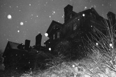 Bennett School for Girl in Millbrook NY during a Snow storm | Modern Ruins | Scoop.it