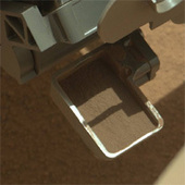 Martian Top Soil Contains Two Percent Water | Amazing Science | Scoop.it