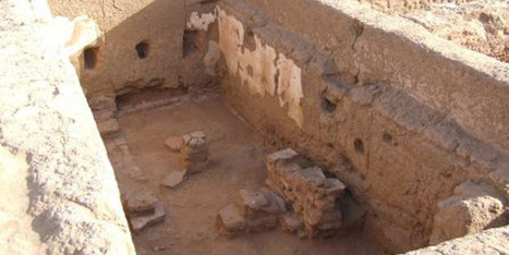 Ancient Egyptian School's Walls Bear Greek Texts, Graffiti, & Reference To ... - Huffington Post   Ancient cities   Scoop.it