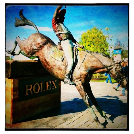 US EVENTERS—No Despair, Recalibrate Your Goals—- Be Rolex Bound | Horse Collaborative | Eventing World | Scoop.it