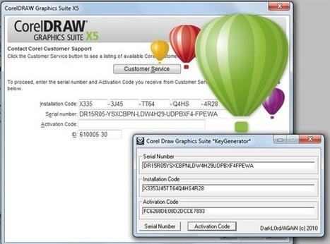 corel draw x5 crack full activation code latest update 2015