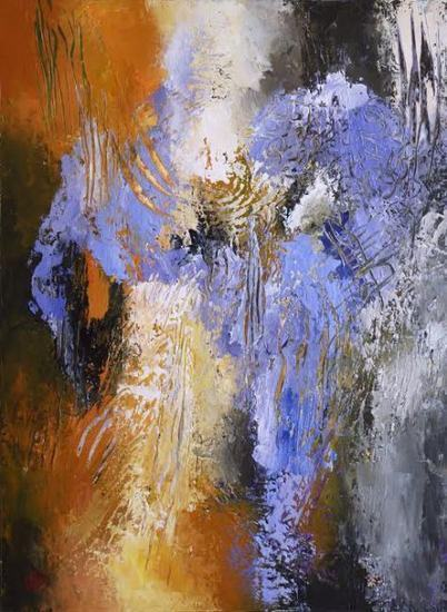 DENIZOT Colette    Painter    France | VITRINART CHINA ( Vitrinart + ancient and contemporary Chinese arts ) | Scoop.it