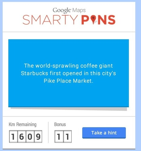 Google Released A New Geography Based Game | TESOL Teacher Tools | Scoop.it