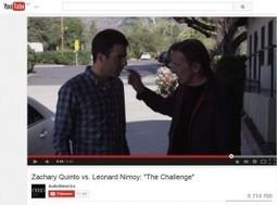« The Challenge », la vidéo d'Audi sur Star Trek | Stratégie de contenu | Scoop.it