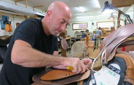 Bruno Delgrange, un fabricant de selles haut de gamme à cheval sur la qualité | Cheval et Nature | Scoop.it