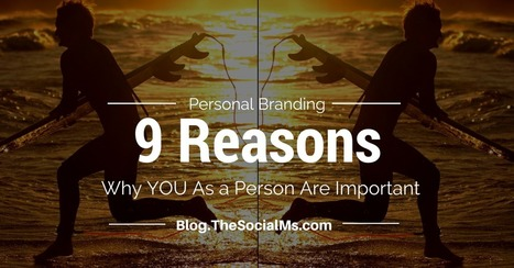 Personal Branding - YOU As a Person Are Important, Too | Social Business | Scoop.it