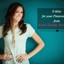8 Ideas for Your Pinterest Page From Kate Spade | Pinterest | Scoop.it