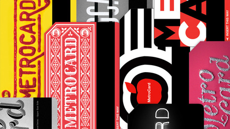 18 Fabulous Redesigns Of NYC's Iconic MetroCard | Creativity | Brand Content or Content Marketing | Scoop.it