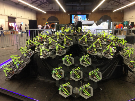 My Robot Army @ Maker Faire | Home Automation | Scoop.it