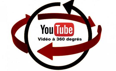 Arobasenet: Youtube permet le téléchargement et le visionnage de vidéo à 360 degrés | Social Network & Digital Marketing | Scoop.it