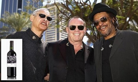 UB40 band release an actual bottle of Red, Red #Wine | Quirky wine & spirit articles from VINGLISH | Scoop.it