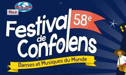 58th Festival of Confolens August 11-16, 2015 Danses et Musiques du monde | France Festivals | Scoop.it