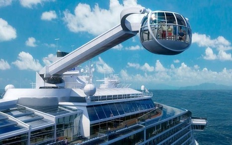 Cruising: new innovations and experiences for the 21st century - Telegraph.co.uk | Cruises | Scoop.it