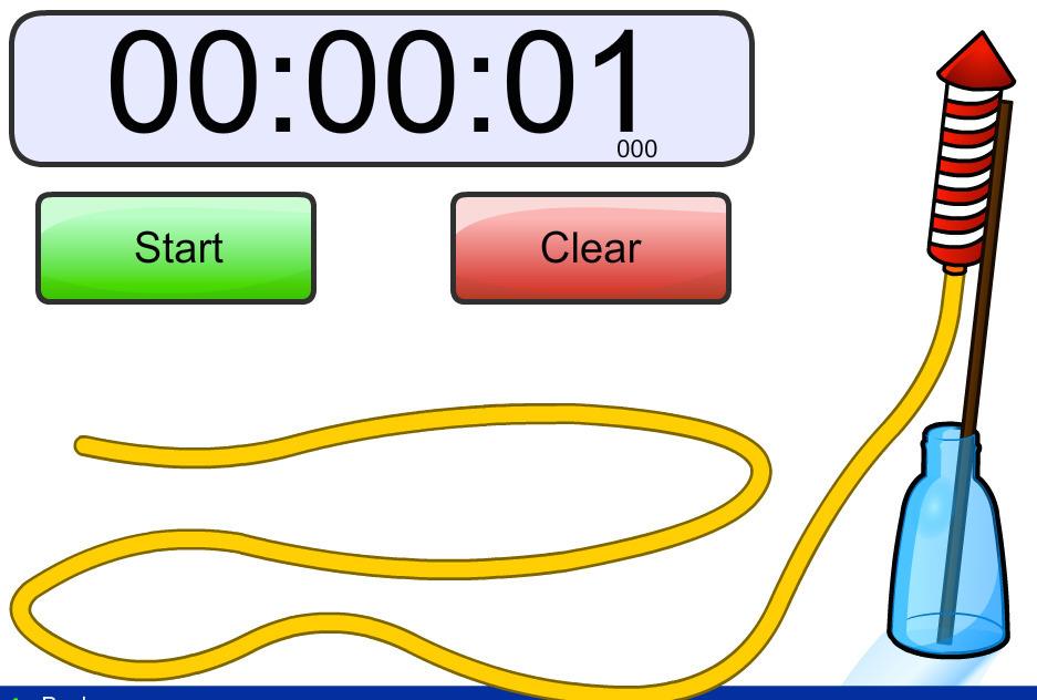 Rocket Timer - Online Stopwatch | EFL SMARTblog...