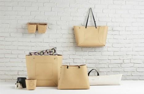 c999ac0e1a9683 Quinoa Paris, des sacs et paniers en cuir tanné végétal   Tendances Mode    Création