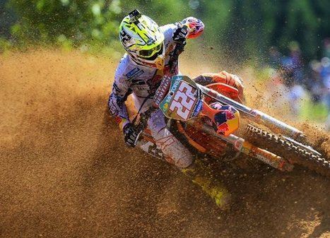 Antonio Cairoli elected sportsman of the year in Italy | kraitosography | Scoop.it