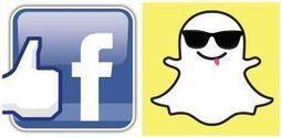 Twitter, Instagram, Snapchat : où sont partis les 11 millions d'ados qui ont quitté Facebook ?   Un noeud dans le mouchoir des médias sociaux   Scoop.it