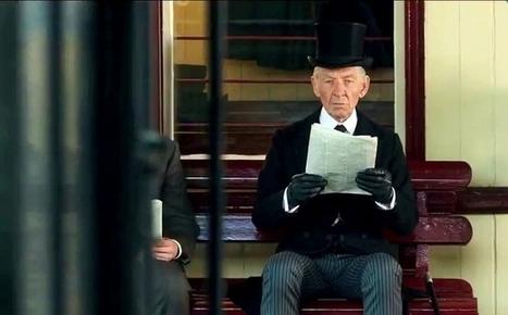 Ian McKellen is a beekeeping Sherlock in 'Mr. Holmes' trailer | Bees and Honey | Scoop.it