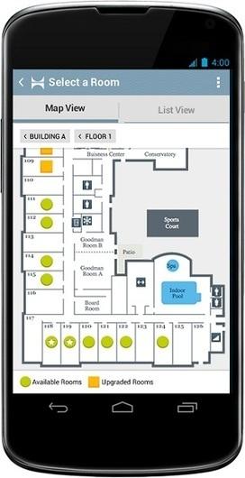 Le digital check-in débarque dans les 4100 hôtels Hilton du monde | MARKETING DIGITAL: NOUVEAUX LEVIERS DU TOURISME | Scoop.it