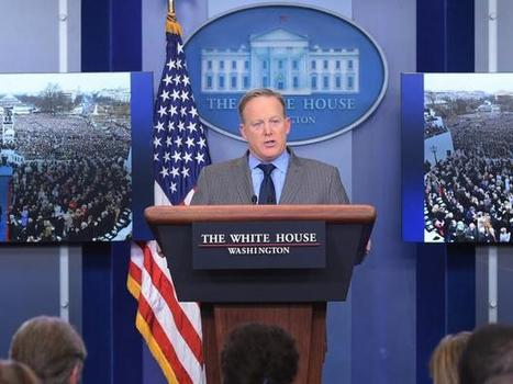 Press secretary attacks media over 'shameful and wrong' inauguration attendance reports | Welfare, Disability, Politics and People's Right's | Scoop.it