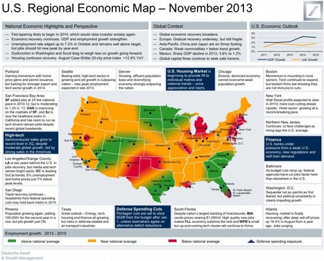 The State of USA Economy | Geography Education | Scoop.it