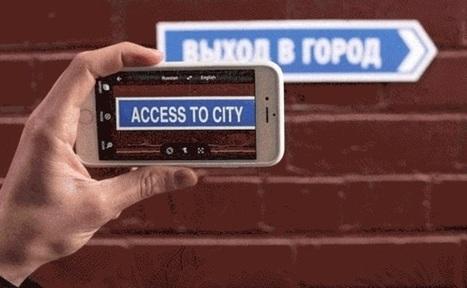 App van Google Translate ook in de klas | Medialessen | Scoop.it