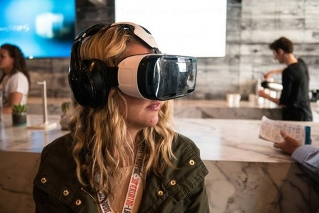 Ubiquitous mobile + paper = News outlets left & right are embracing virtual reality technology #vr | Smart Media | Scoop.it