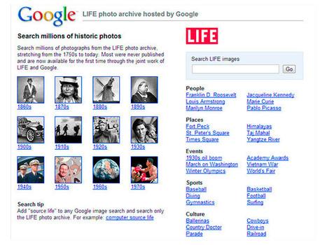 Ahora puedes disfrutar del archivo fotográfico de la revista LIFE en Google | Entretenimientored | Scoop.it