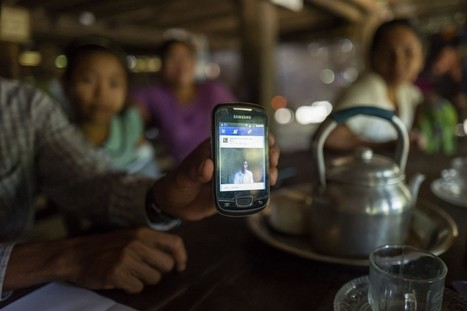 The Facebook-Loving Farmers of Myanmar | Tech in agriculture | Scoop.it