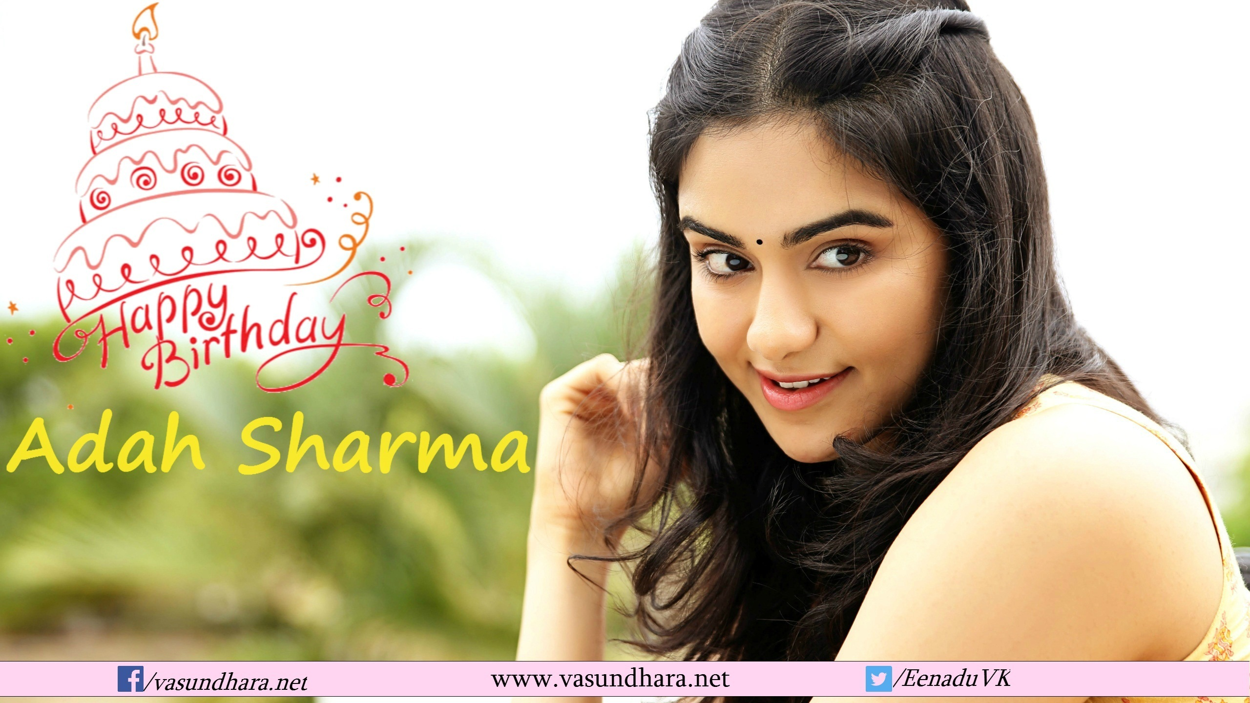 Happy Birthday Adah Sharma Empowering Women